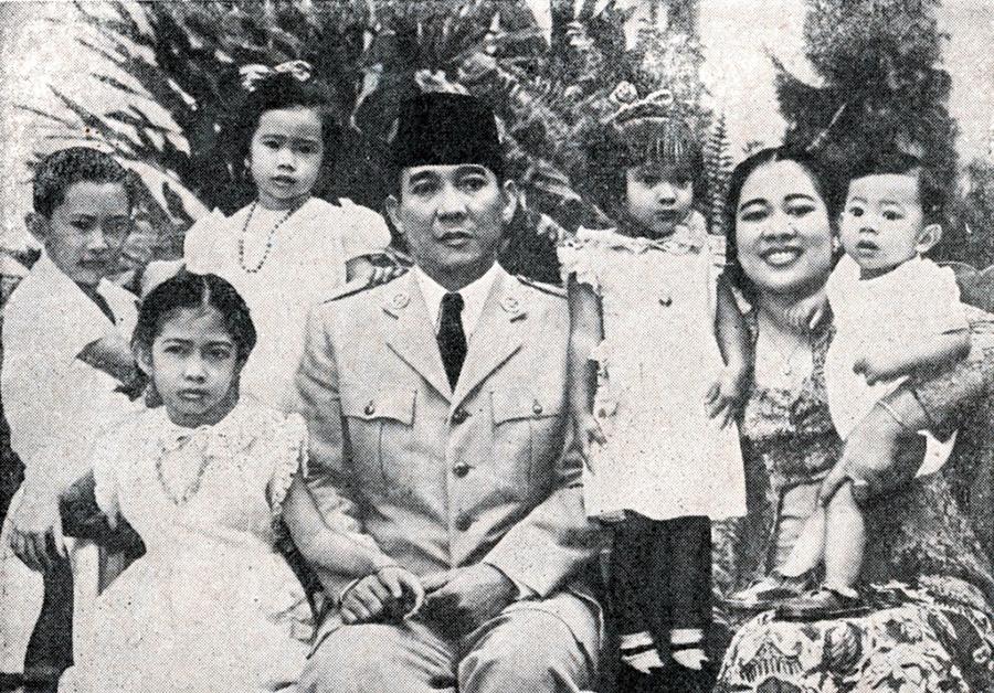 Soekarno, Satu-satunya Presiden yang Tak Punya Rumah