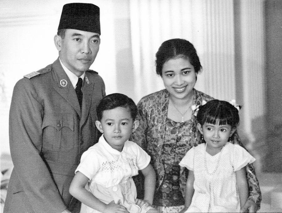 sukarno fatmawati
