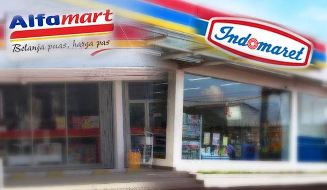 Indomaret dan Alfamart Masih Enggan Pasarkan Produk Lokal