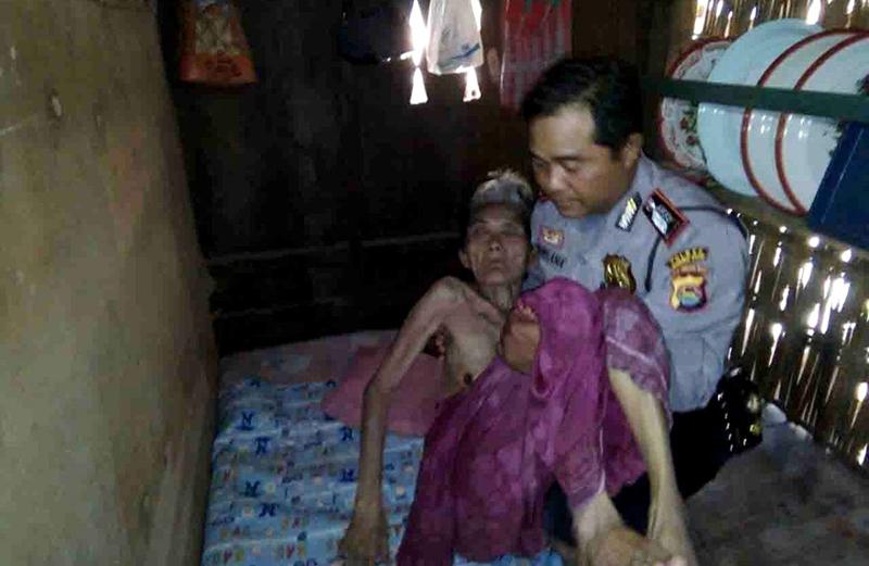 Bripka Nurlana, Bukan Polisi Biasa