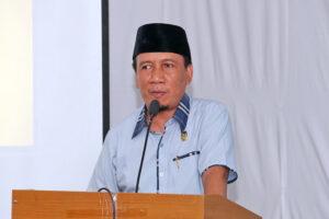 Wakil Bupati: Hati-hati Kelola Dana Desa - Fud Syaifuddin