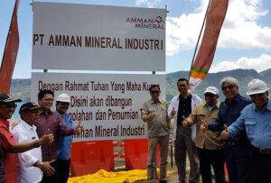 Smelter Amman Mineral Batu Hijau