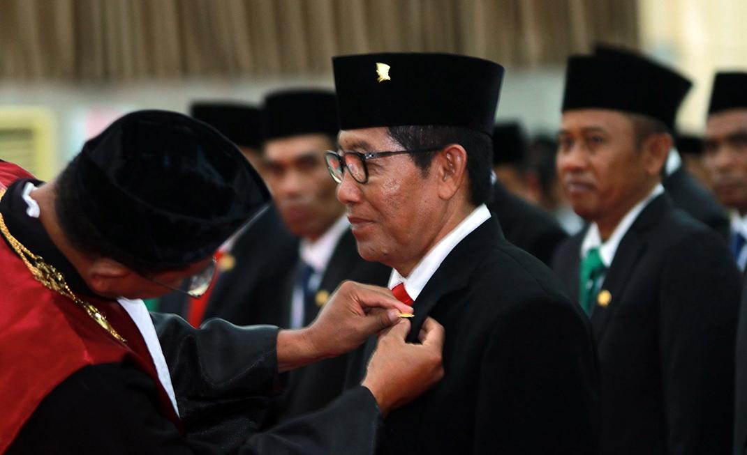 Wakil Rakyat Harus Merakyat
