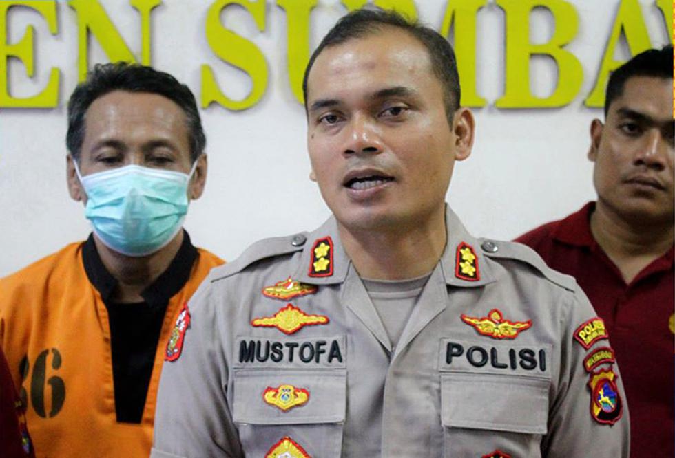 Satu Persatu Kepala Desa di KSB Terkena Jerat Hukum Dana Desa - Kapolres Sumbawa Barat - AKBP Mustofa SIK MH