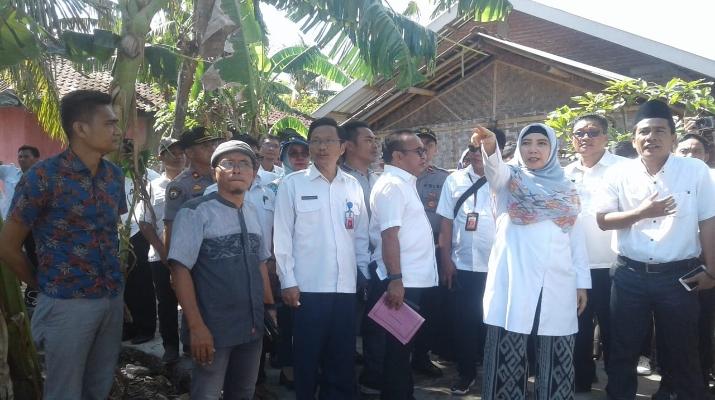 Warga Desa Lingkar Bandara Sambut Program Pemprov NTB