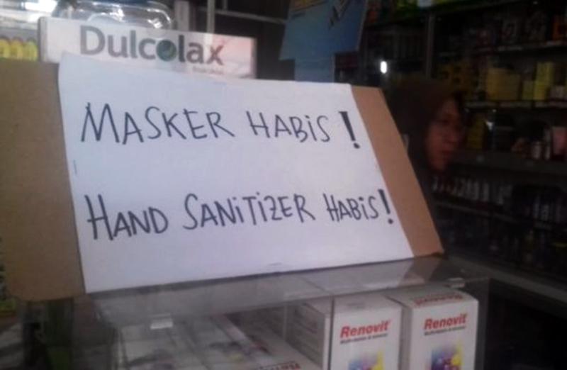 Masker Langka
