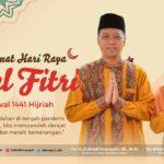 Gubernur NTB Mengucapkan Selamat Hari Raya Idul Fitri 1441 H