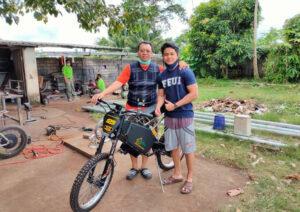 Sepeda Motor Listrik NTB