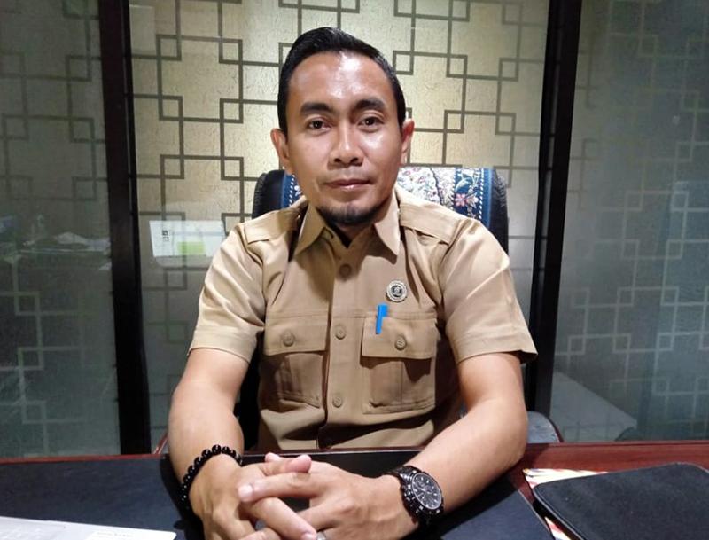 Mujiburrahman, ST.