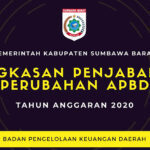 RINGKASAN APBD-P 2020 KSB