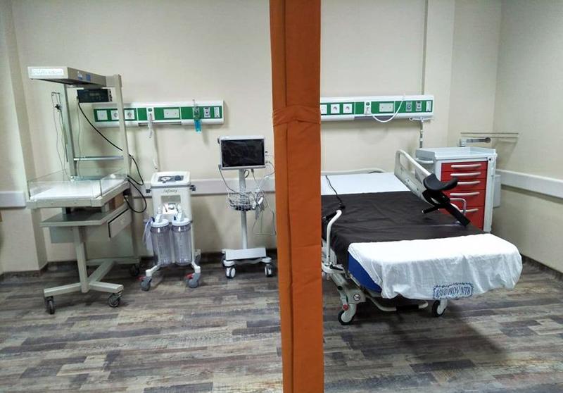 rumah sakit covid 15