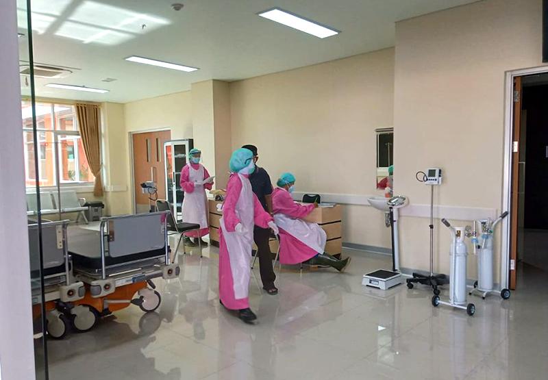 rumah sakit covid 2