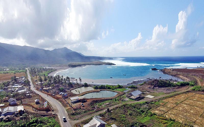Pesisir Senutuk Ditata Jadi Kawasan Wisata dan Kampung Nelayan Sehat