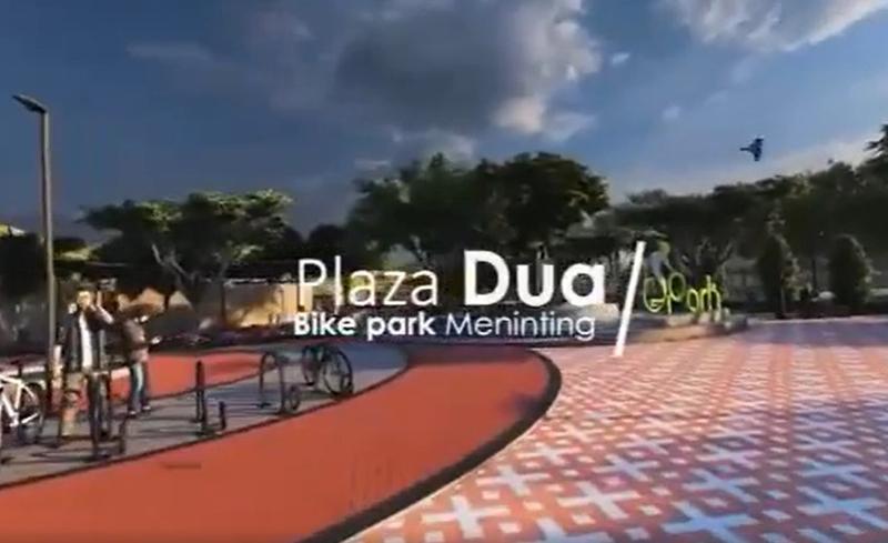 sirkuit sepeda meninting 7
