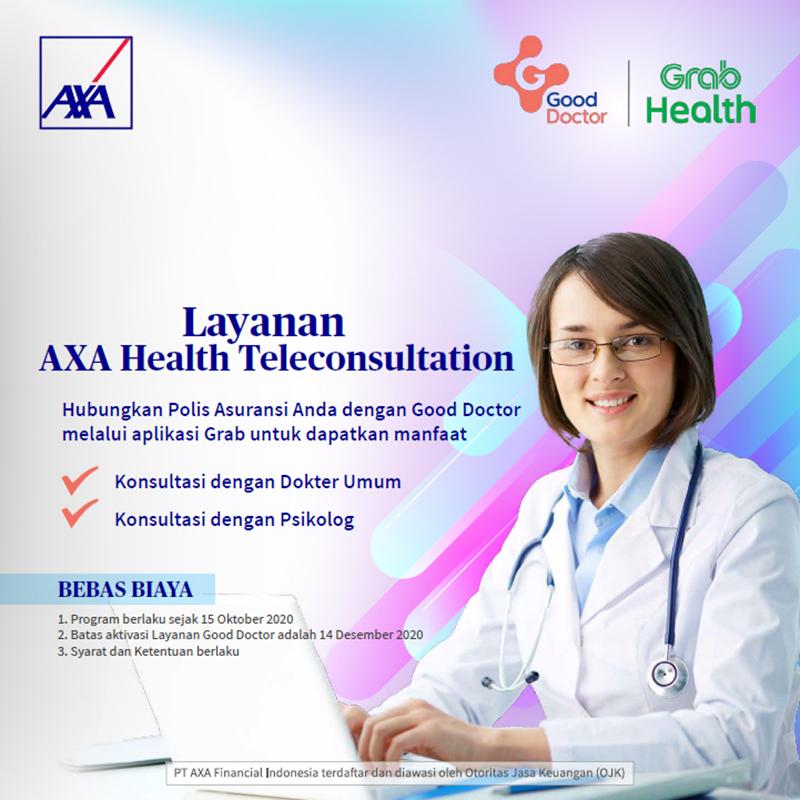 AXA Mandiri Telekonsultasi