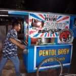 """Pentol Bobby"" Keliling Kampung Dukung Petahana Lanjutkan Pimpin KSB"