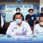 BNN NTB Berhasil Amankan 1 Kg Sabu dan 1.803,54 Gram Ganja