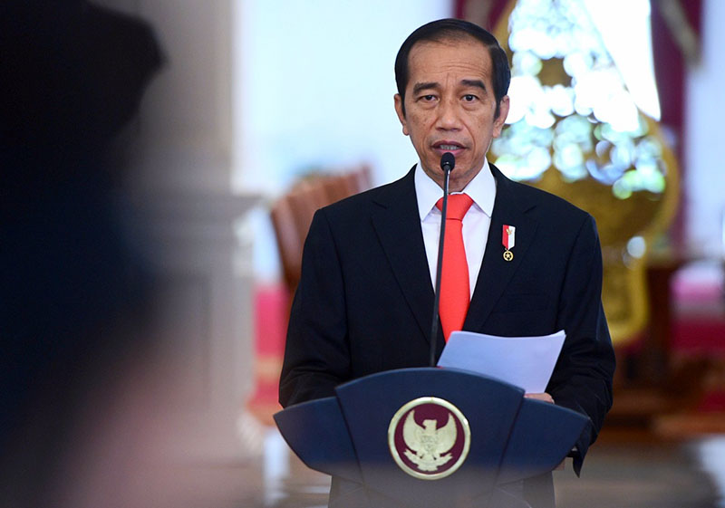 Obat Impor - Jokowi
