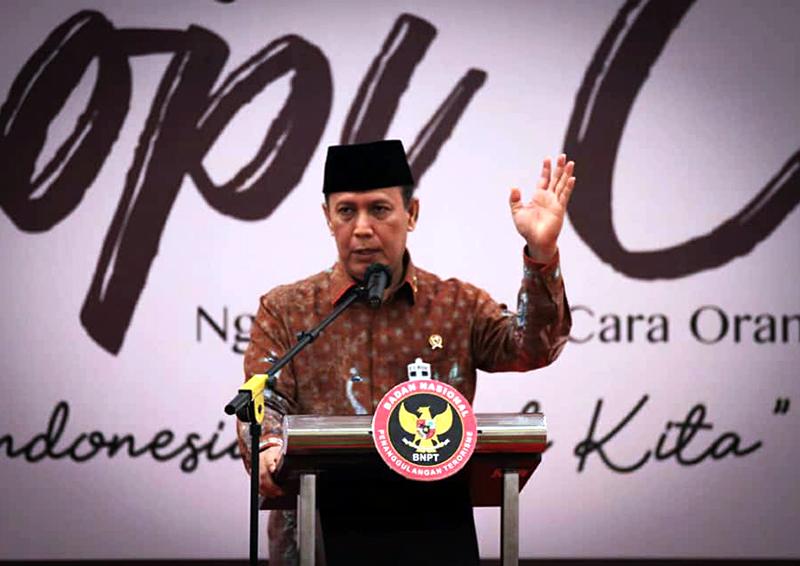 Tangkal Terorisme - Kepala BNPT RI