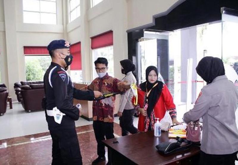 Meski Tanpa Gejolak, Polri dan TNI Tetap Kawal Setiap Tahapan Pilkada KSB