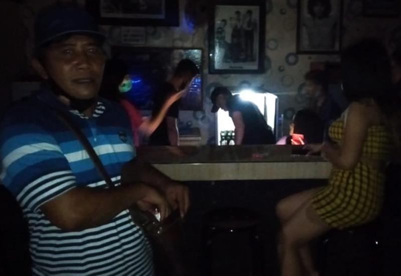 H-1 Pergantian Tahun, Polisi Razia Tempat Hiburan Malam di Maluk