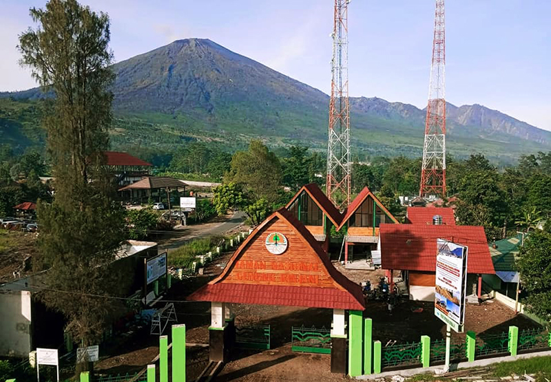 TN Gunung Rinjani Berbenah, Sambut Luapan Wisatawan KEK Mandalika