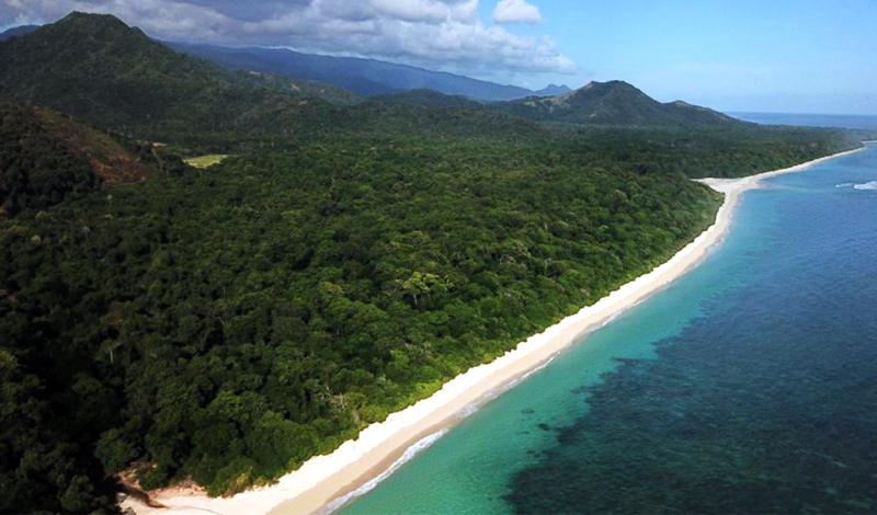 Cagar Alam Pedauh, Kawasan Suaka Alam di Sumbawa Barat