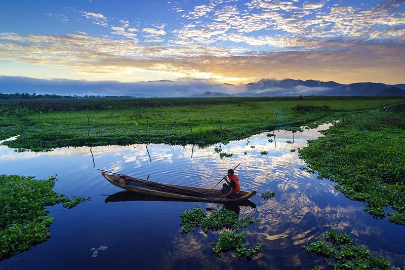 Danau Lebo Taliwang, Taman Wisata Alam yang Dilindungi Negara