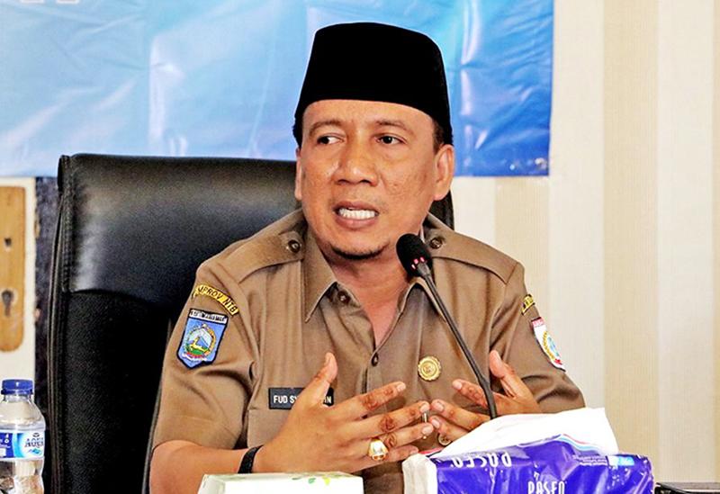 Fud Syaifuddin, ST.