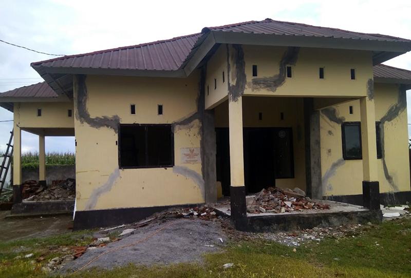 Kantor Desa Kiantar Terkini