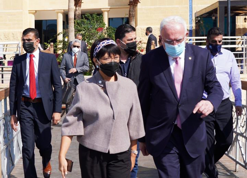 Indonesia Bantu Palestina US$ 2,3 Juta