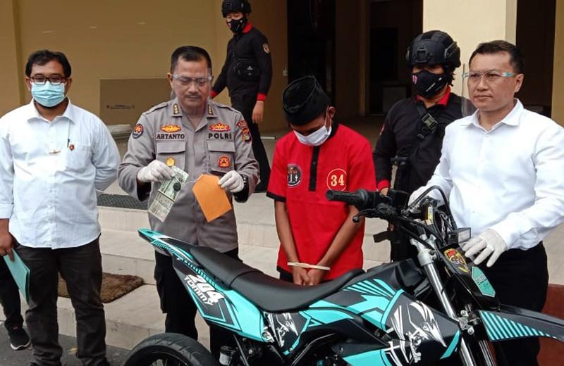 Motor Bodong