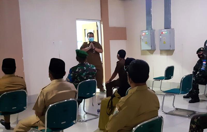 Hari Rabu, Vaksinasi Covid-19 Dilaksanakan di Sumbawa Barat