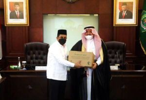 Arab Saudi Sumbang Kurma Untuk Indonesia - Kurma Arab