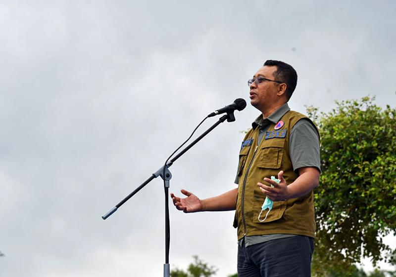 Belajar dari Bencana Banjir yang Melanda NTB, Gubernur Ajak Masyarakat Hijaukan Hutan dengan Sepenuh Kesadaran