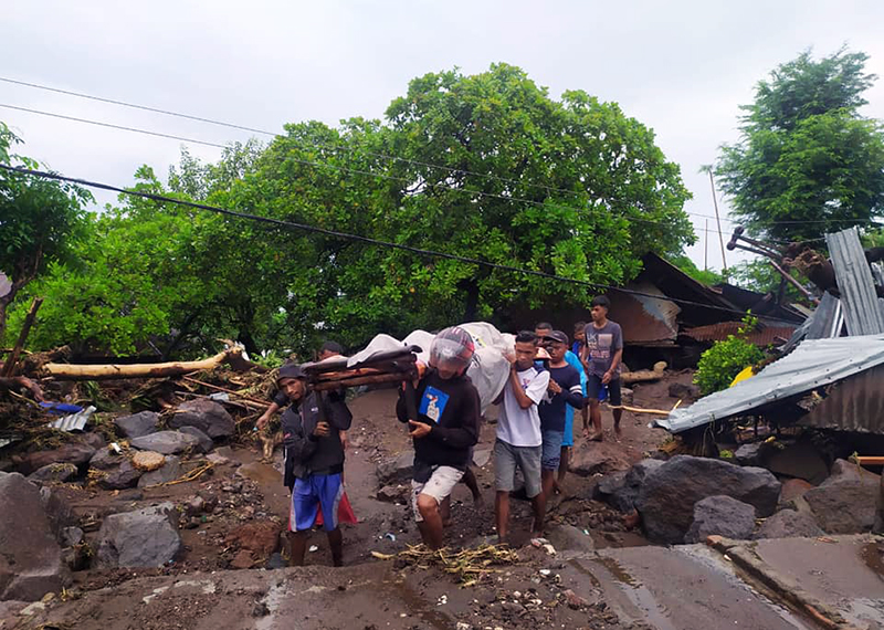 Banjir Bandang di NTT