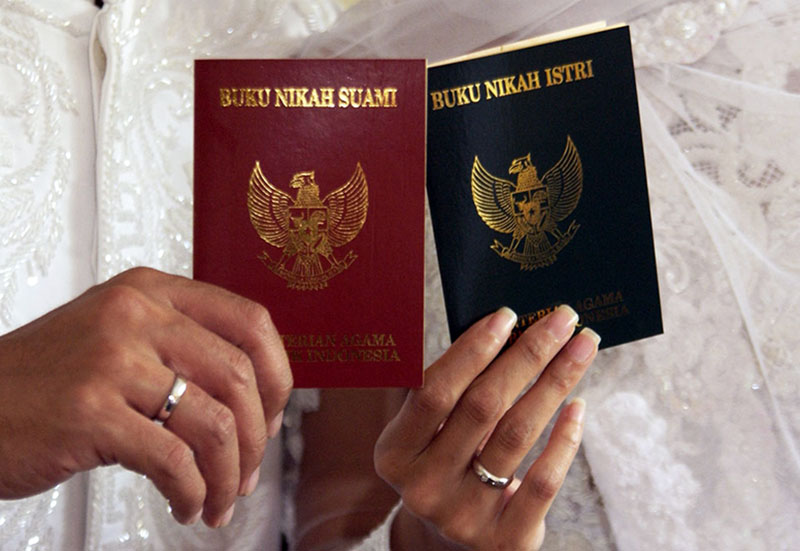Mau Nikah? Tak Perlu Repot Datang Ke KUA, Daftar Nikah Bisa di Mana Saja