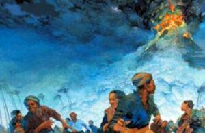 Hari Ini Tambora Meletus, Merubah Tatanan Dunia - Tambora Meletus Tahun 1815