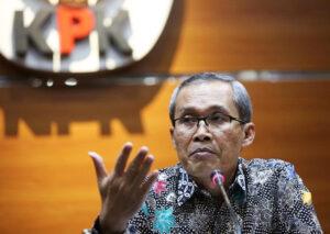 KPK Pecat 51 Orang Pegawai - Wakil Ketua KPK