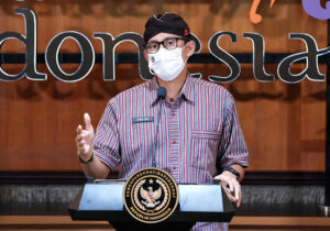 Sandiaga Uno Dorong Kepala Daerah Perbanyak Event Spektakuler