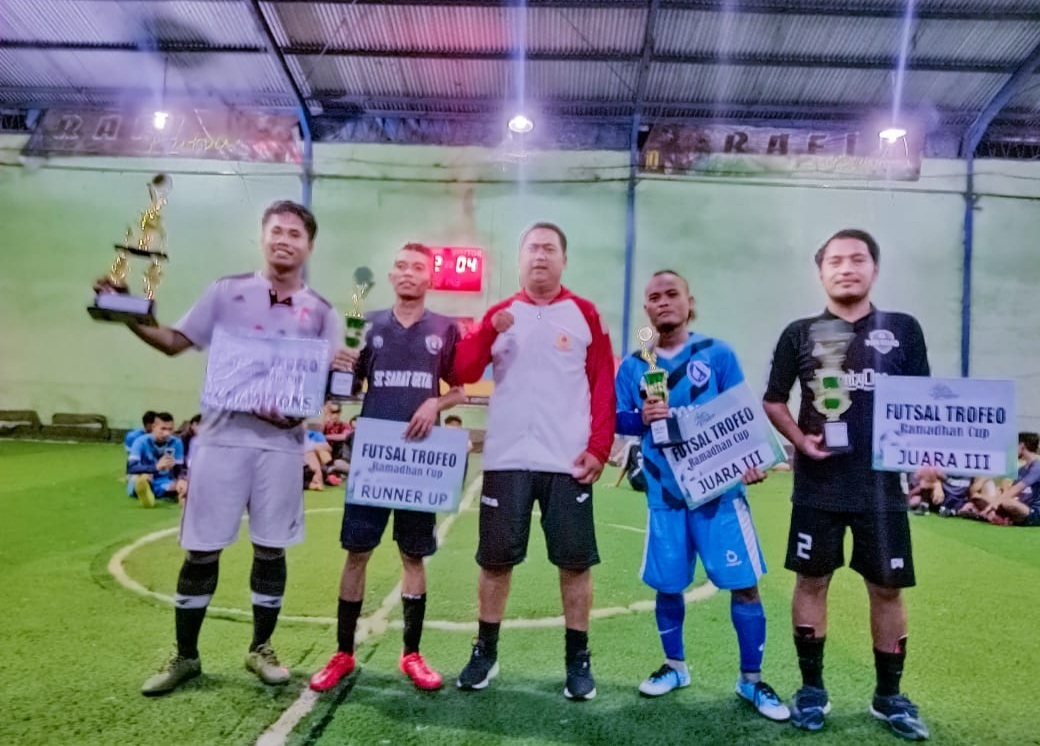 Turnamen Futsal Sumbawa Barat