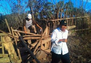 Menteri PUPR Bersedia Bantu Gubernur NTB Perbaiki Jalan Baturotok dan Jalan Tepal Sumbawa - Menteri PUPR Bersama Gubernur NTB