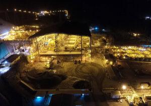 Diduga Ada Sesuatu yang Ditutupi, Permohonan Masyarakat Soal Keterbukaan Aliran Dana CSR Amman Mineral Tak Digubris Pemerintah - Area Proses Tambang Batu Hijau Sumbawa - PT Amman Mineral Nusa Tenggara (PTAMNT)