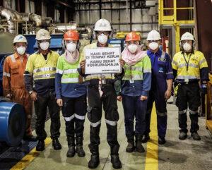 Amman Mineral Terus Didesak Ubah Roster Kerja Karyawan yang Dinilai Tidak Manusiawi - Karyawan PT Amman Mineral Nusa Tenggara