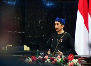 Pemulihan Ekonomi dan Reformasi Struktural Jadi Kebijakan Fiskal Indonesia Tahun 2022 - Pidato Kenegaraan Presiden Jokowi pada Sidang Tahunan MPR RI - 16 Agustus 2021