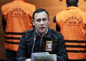 Selama 1 Semester, KPK Telah Tetapkan 32 Orang Tersangka Korupsi - Firli Bahuri - Ketua KPK