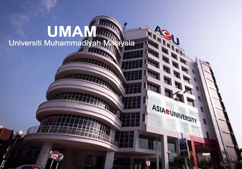 Universitas Muhammadiyah Malaysia Resmi Berdiri, Jadi Perguruan Tinggi Indonesia Pertama di Luar Negeri - Universiti Muhammadiyah Malaysia (UMAM)