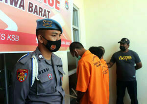 2 Orang Pelaku Pencabulan Anak di Sumbawa Barat Dibekuk Polisi