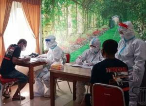Diduga Demi Keuntungan Oknum Tertentu, Karantina Karyawan AMMAN di Lombok Sengaja Dipertahankan - Karantina Karyawan AMMAN di Hotel Lombok Tetap Berlangsung