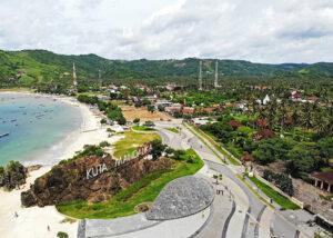 Indonesia Banjir Investasi, Rp 92,3 Triliun Untuk Kawasan Ekonomi Khusus - KEK Mandalika Lombok NTB